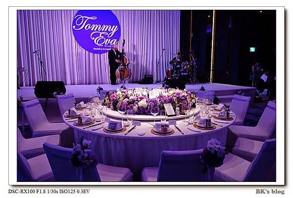 【探美食】寒舍艾麗酒店~一桌32800元的婚宴長這樣!