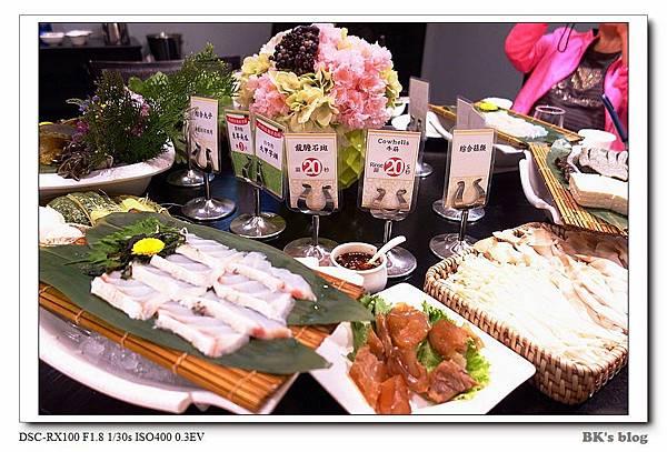 【探美食】海峽會(敦化北路)~一人1780元的頂級涮涮鍋,質佳量多!