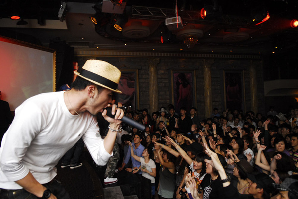 Livetour@台北LUXY