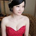 kiki卓新娘秘書