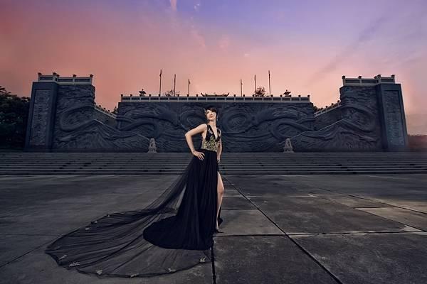 攝影師:趙恩德 造型:Kiki卓新娘秘書