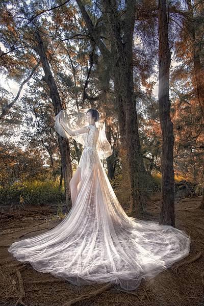 新祕kiki卓....風格婚紗