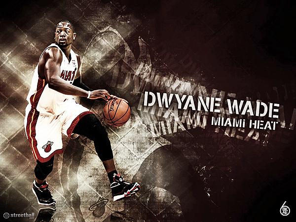 閃電俠-Dwyane Wade