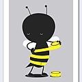 20120524-我們都努力扮演別人眼中的自己~雖然我不是蜜蜂~只是螞蟻