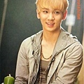 ‎130318 SHINee Japan Mob Site update-K