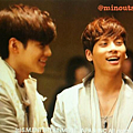 ‎130318 SHINee Japan Mob Site update-TJ