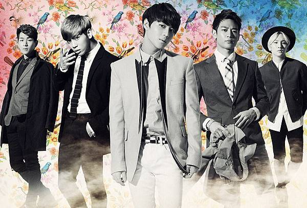 【日版消息】SHINee日本オリジナルセカンドアルバム「Boys Meet U」6月26日(水)リリース決定!!