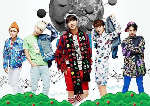 131204 発売 9th New Single 「 3 2 1」
