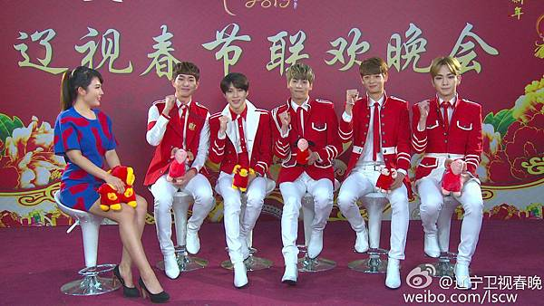 150128 China's liaoning province Spring Festival +TV Show3