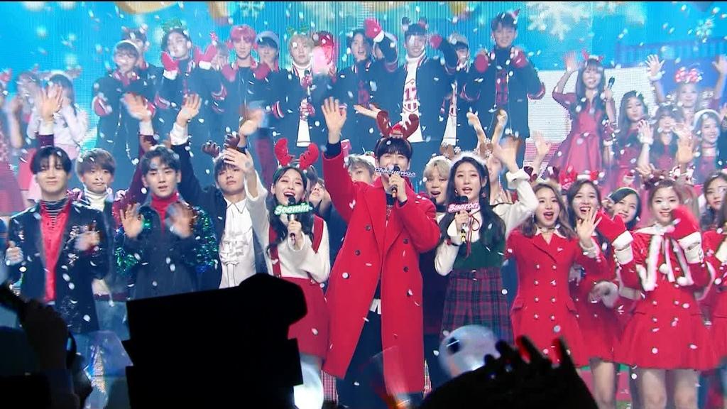 161224 Music Core-TMK1