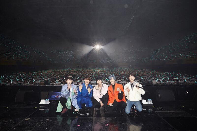 170525 SHINee 官網更新