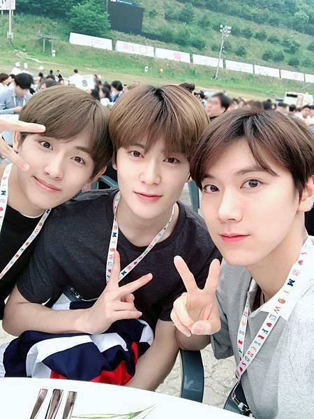180622 NCT's推更-WINWIN+JAEHYUN+TEN