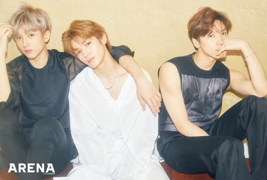 180720 Arena Homme+ Magazine August 2018 Issue-1