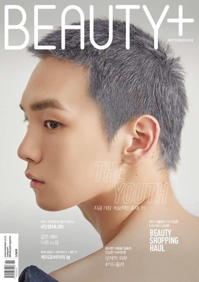 180821 Beauty+ 九月號-K1