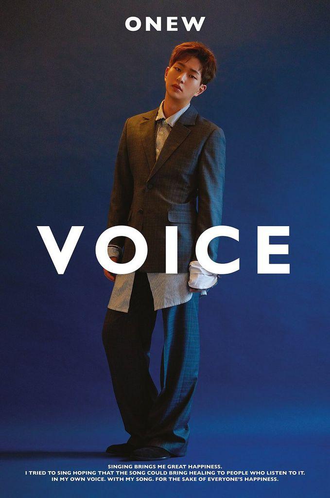 181129 SHINee官推更新-溫流 新專'VOICE'12.5號發行