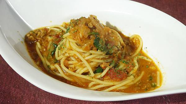 西西里肉醬義大利麵