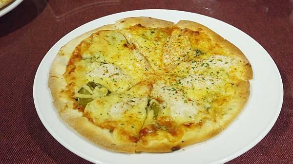 西西里辣味雞肉披薩(辣)