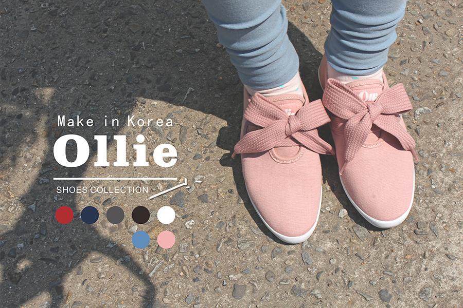 ollie大蝴蝶結寬鞋帶休閒鞋粉紅石英粉煙燻粉.jpg