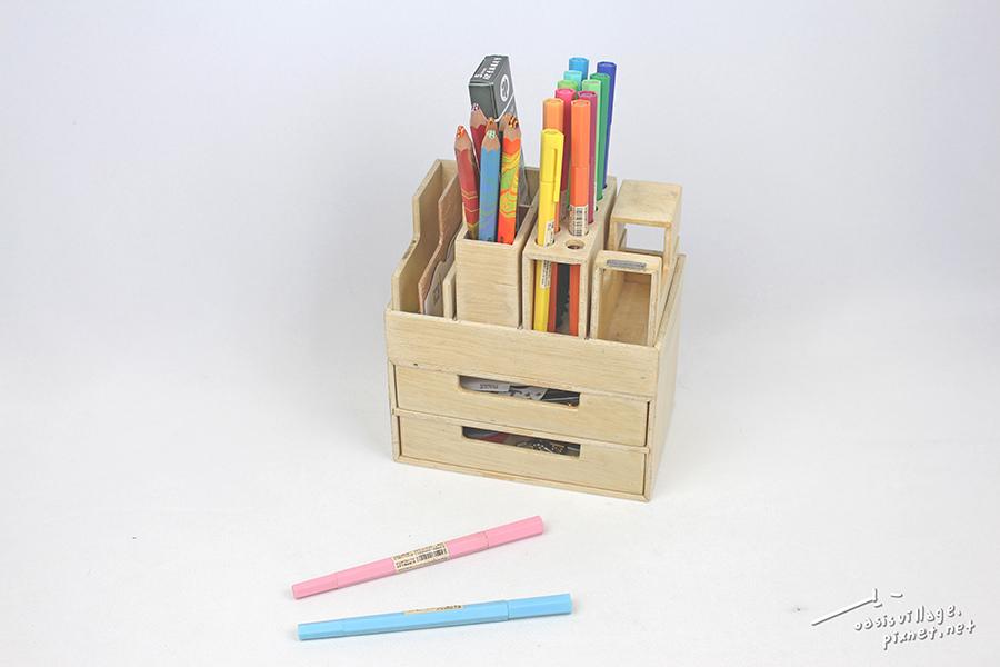MUJI無印良品六角雙頭水性筆-粉藍粉紅-2.jpg