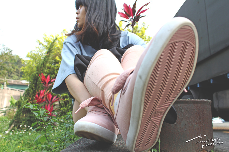 ollie大蝴蝶結寬鞋帶煙燻粉石英粉-7.jpg