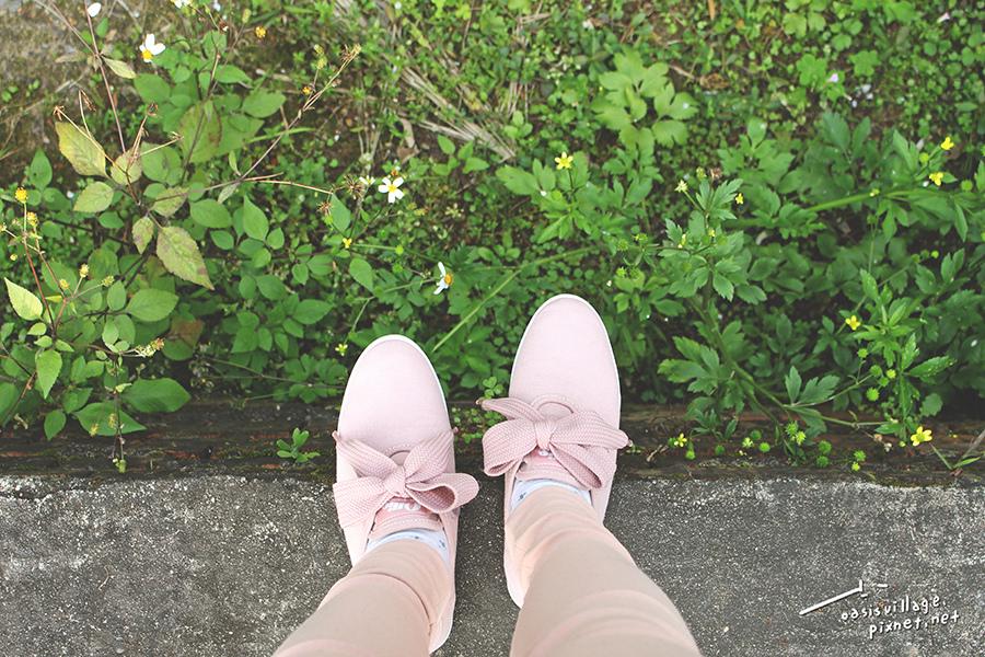 ollie大蝴蝶結寬鞋帶煙燻粉石英粉-5 .jpg