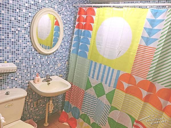 旅行背包客-台北日租套房-大安區-airbnb台北小巴黎06-03.jpg