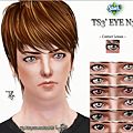[Tifa]Eyes+N3_Contacts lens
