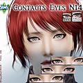 [Tifa]Eyes+N14_Contacts lens