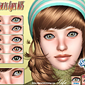 [Tifa]Eyes+N15_Contacts lens