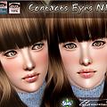 [Tifa]Eyes+N18_Contacts lens