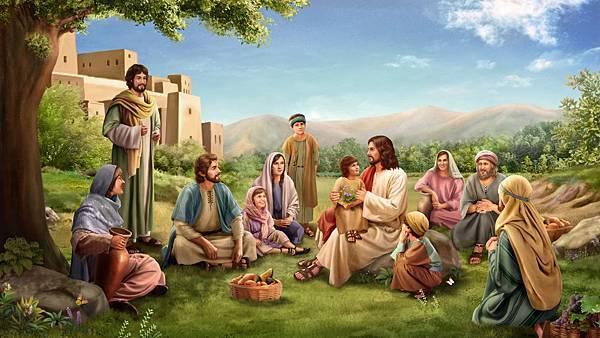 全能神教會 圖片