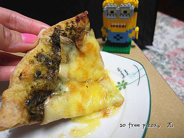 so free柴燒pizza(6)