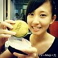 辻利抹茶銅羅燒冰淇淋(1)