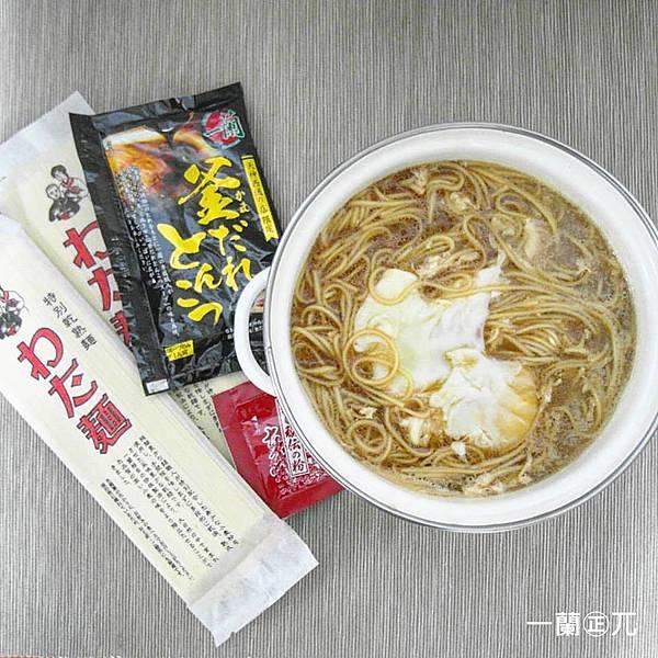 一蘭の實體包裝拉麵(14)