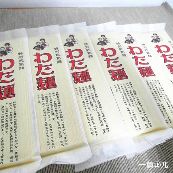 一蘭の實體包裝拉麵(5)
