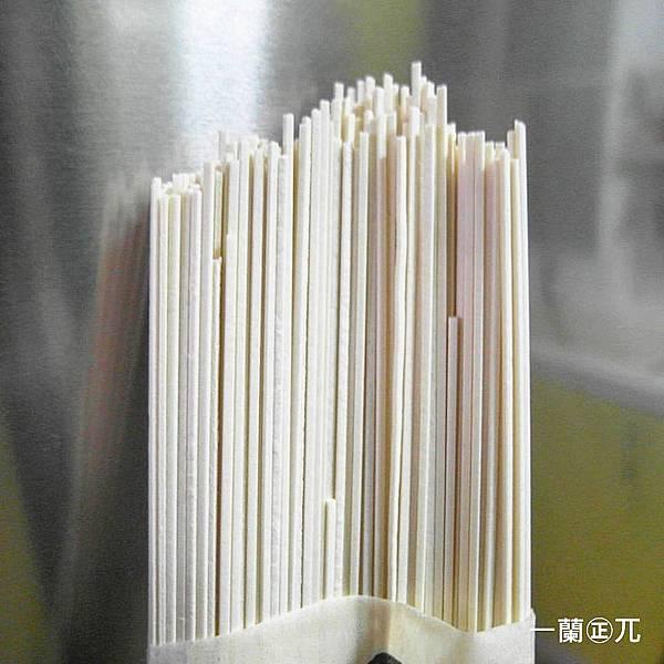 一蘭の實體包裝拉麵(8)