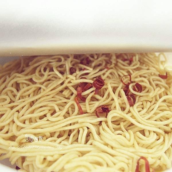 墨魚乾泡麵(7)