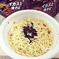 墨魚乾泡麵(8)