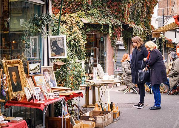 March aux puces de saint ouen paris flea market o 39 bon paris easy to be parisian - Marche aux puces de saint ouen saint ouen ...