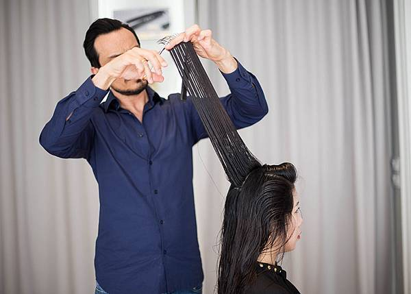 法國巴黎私人髮型沙龍Nicolas Vlaemynck
