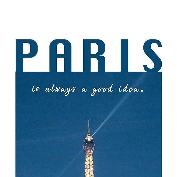PARIS IS ALWAYS PART2