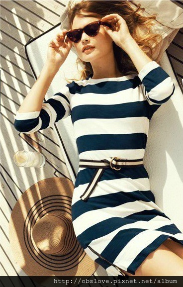 cute-striped-dress