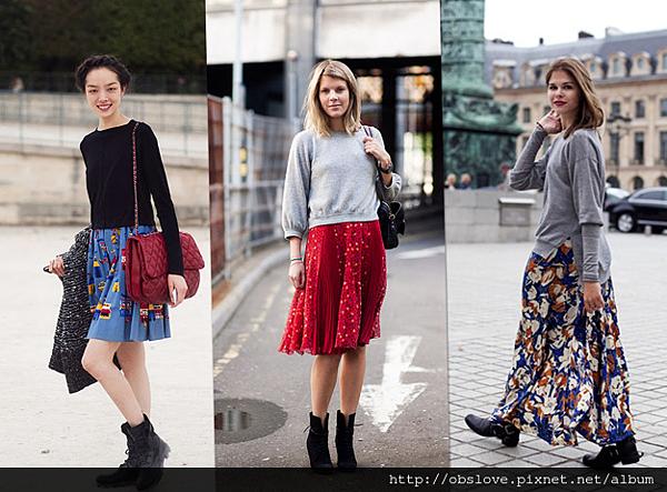 wear-flats-biker-boots-skirts