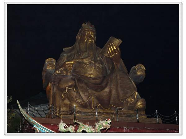 勸濟堂的關公像