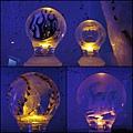 冰雕博物館7冰柱球內的不同風景.jpg