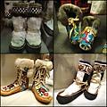 費爾班極地博物館  真好看的鞋子1.jpg