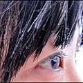 費爾班極地博物館  館外風景5 我頭髮及睫毛上結了冰珠.jpg