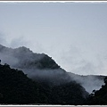 1020211   年初二烏來清晨的山嵐