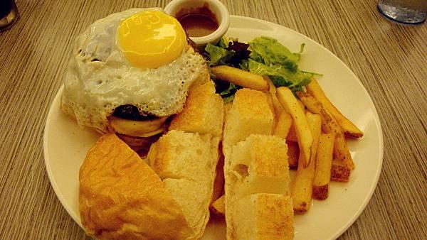 初晨日光漢堡+9公格牛肉醬