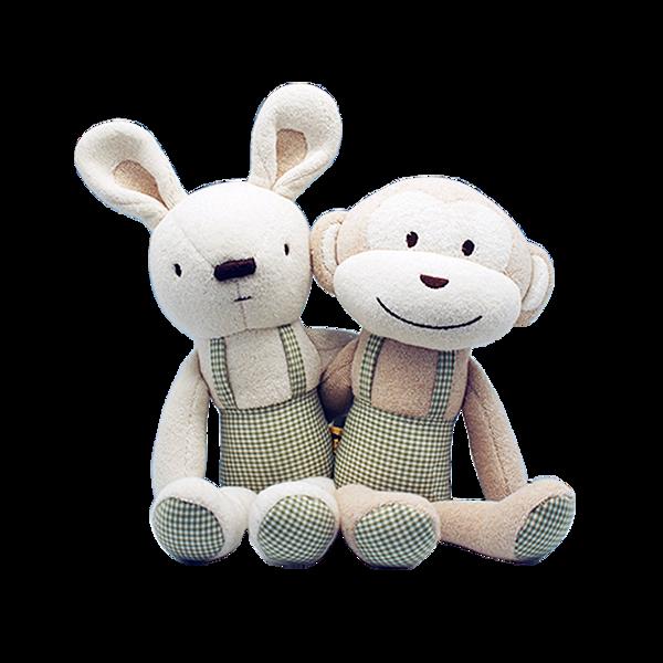 【KIMIO】有機棉娃娃